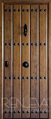Puertas de exterior metalicas rusticas puertas de entrada - Puertas rusticas de exterior segunda mano ...