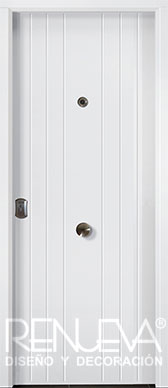 Puertas de entrada metalicas modernas puertas de exterior - Catalogo puertas metalicas ...