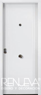 Puertas de entrada metalicas modernas puertas de exterior for Puertas metalicas precios