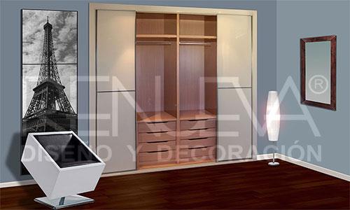 Interiores de armarios precios interiores de armarios en oferta precios de interiores armario - Precios armarios empotrados a medida ...