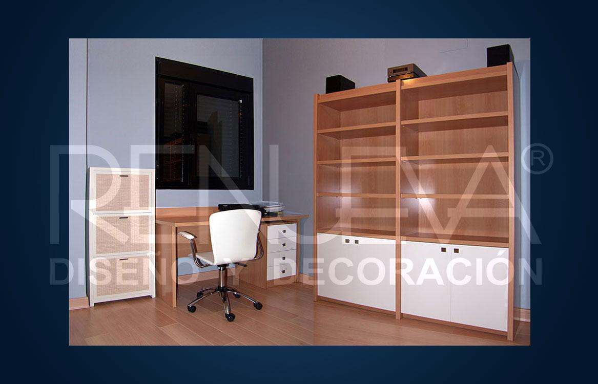 Mobiliario a medida para sala de estudio - Mobiliario a medida ...