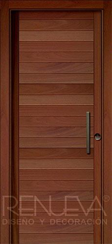 Puertas de entrada de madera maciza puertas exterior madera precios puertas de entrada a - Puertas de madera en sevilla ...
