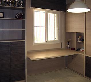 Puertas uniarte en sevilla puertas de armarios en sevilla - Muebles a medida sevilla ...