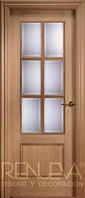 Puertas cl sicas de madera en oferta puertas de interior for Puertas madera economicas