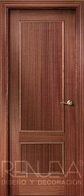 Puertas cl sicas de madera en oferta puertas de interior for Puertas de madera economicas