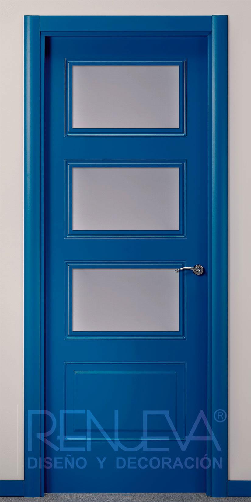 Lacados en cualquier color para puertas armarios y for Colores para puertas